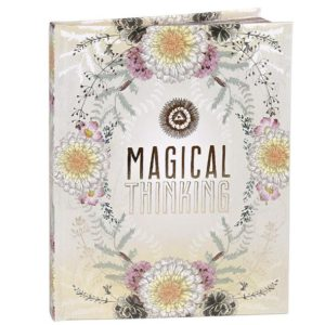 Spirituel notesbog MAGICAL THINKING fra Papaya Art
