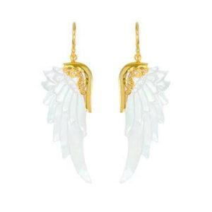 Angel Wings øreringe