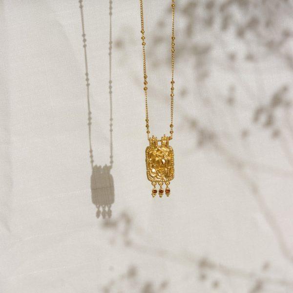 Smykker med mening fra Ananda Soul hos byTrampenau