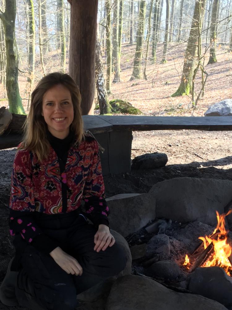 Katrine Holm mindfulness naturterapi