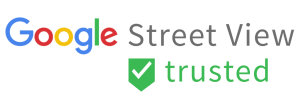 Street-view-trusted-logo