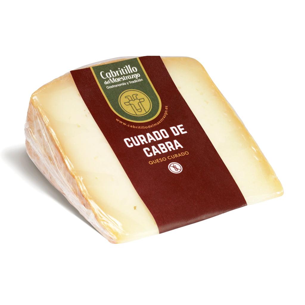 queso curado de cabra aresano