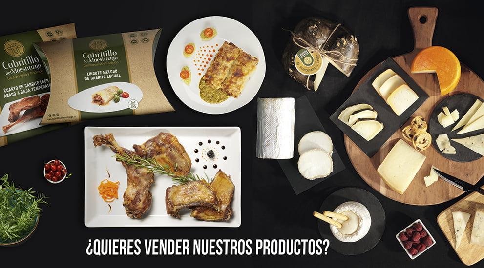 ¿Quieres vender nuestros productos en tu tienda?