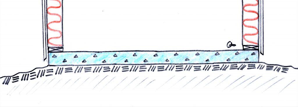 Riskkonstruktion Oisolerad platta på mark överlåtelsebesiktning Helsingborg