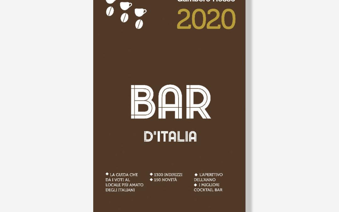 """Caffè Cognetti inserito all'interno della guida Gambero Rosso """"Bar d'Italia"""""""