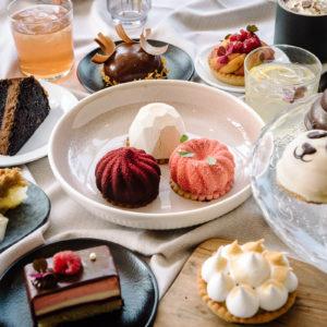 Kagebord på Cakes & Dreams