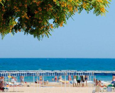 Coast of Catalonia