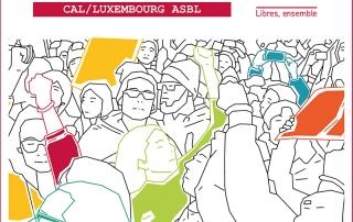 Découvrez les activités du CAL/Luxembourg durant l'année 2018