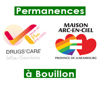 Permanences à Bouillon