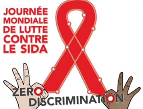 Journée Mondiale de Lutte contre le Sida: les actions près de chez vous !
