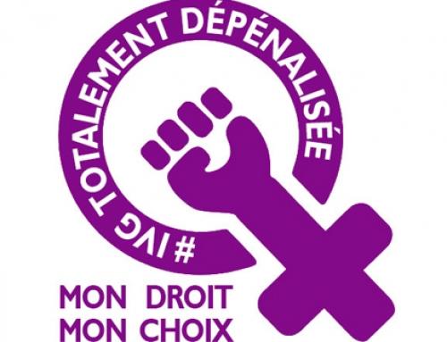 Le Centre d'Action Laïque exige un droit à l'avortement pour TOUTES les femmes