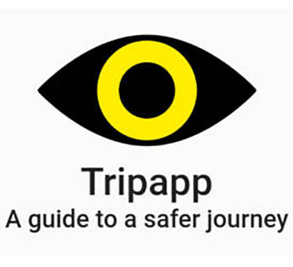 TripAppest une application mobile conçue pour aider à réduire les risques liés à l'utilisation de substances psychoactives en fournissant aux personnes des informations fiables et transparentes et en les impliquant activement dans le processus de mise à disposition d'information.
