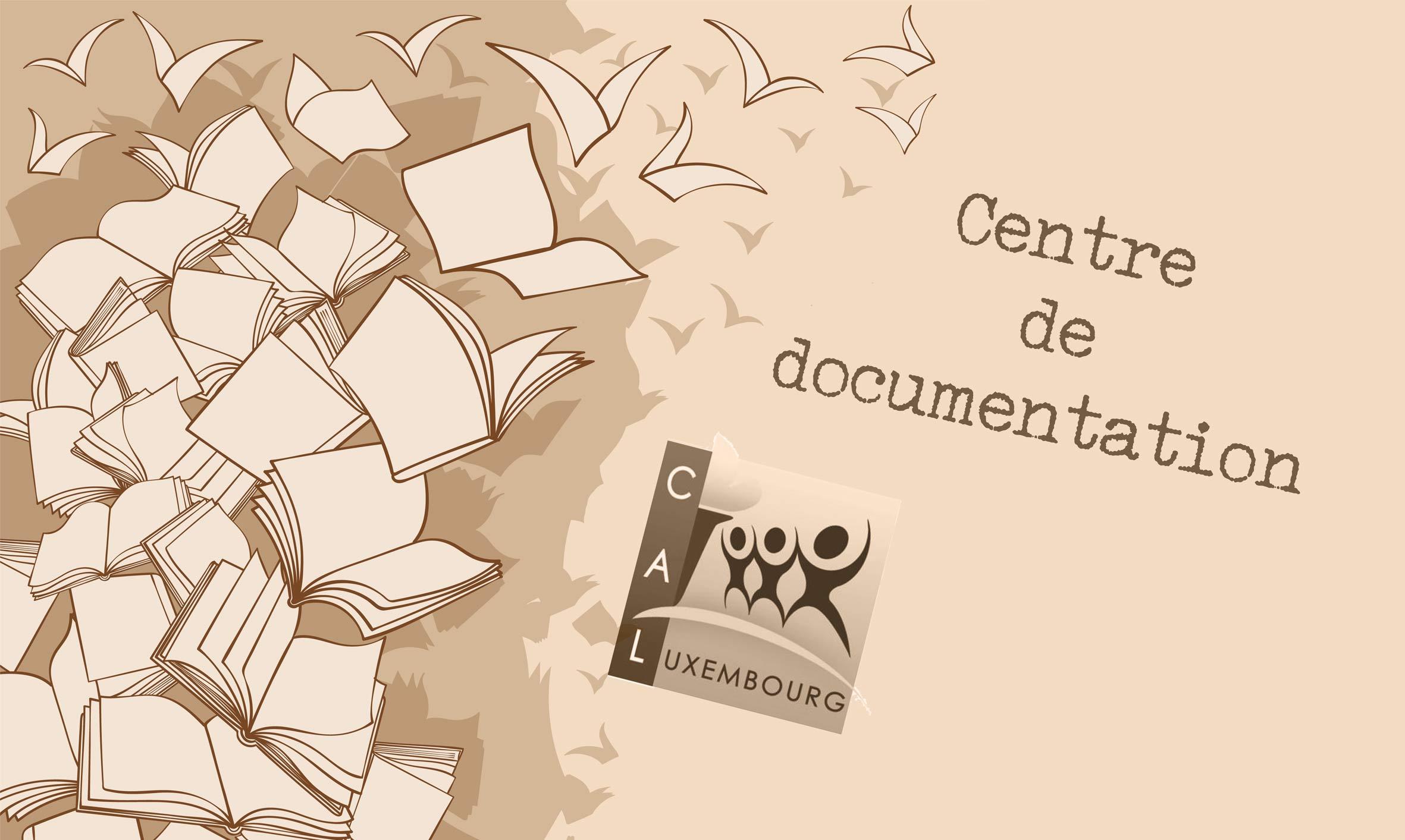 Plus de 3.000 documents (livres, revues, DVD, CD Rom,…) en consultation ou en prêt sont disponibles via le centre de documentation du Centre d'Action Laïque de la province de Luxembourg.