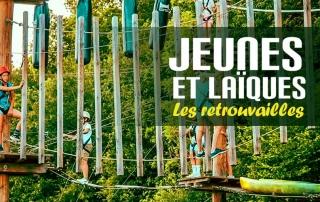 Une journée, plusieurs activités à l'Adventure Valley à Durbuy pour les enfants qui ont pris part aux activités jeunesse du CAL/Luxembourg (Fêtes laïques, Laïcitad, stage Jeunes & Laïques à Bouillon,..). La journée s'adresse aussi aux frères et sœurs et aux ami·e·s (à partir de 11 ans).