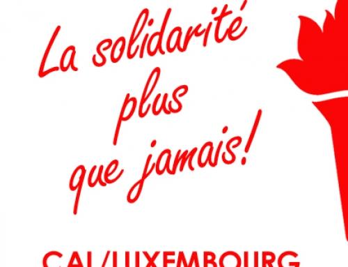 Covid-19 – L'action laïque en province de Luxembourg