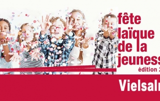 La fête laïque de la jeunesse de Vielsalm se déroulera le samedi 3 avril à 15h à la Salle « Salma Nova » à Salmchâteau.
