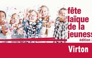 La Fête laïque de la jeunesse de Virton se déroulera le samedi 24 avril à 15h (lieux à confirmer).