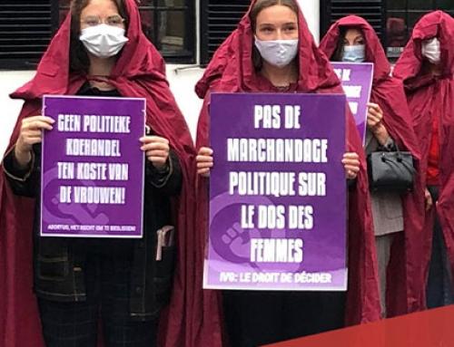 28 septembre – Journée mondiale du droit à l'avortement