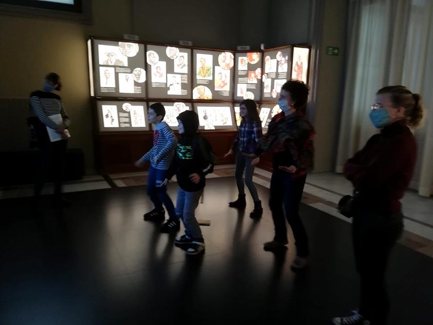 retour sur un journée consacrée à la visite de l'Africa Museum