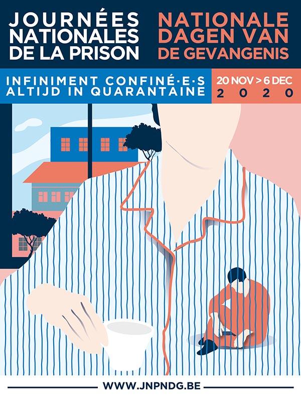 Lien vers le site de l'édition 2020 des Journées Nationales de la Prison