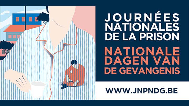 Les Journées Nationales de la Prison visent à informer et à stimuler la discussion autour de la situation carcérale en Belgique.