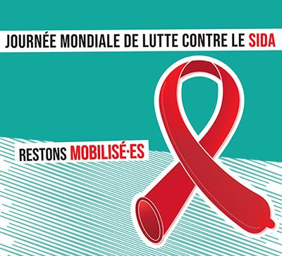 Depuis 1988, le 1er décembre est la Journée Mondiale de Lutte contre le Sida. À cette occasion, la Plateforme Prévention Sida rappelle la nécessité de manifester sa solidarité avec les personnes séropositives, encore trop souvent victimes de rejet et d'exclusion.