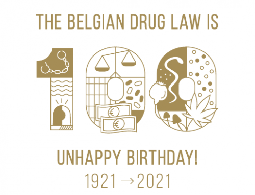 La « loi drogues » a 100 ans : « Unhappy Birthday ! »