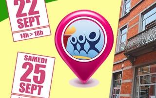 Journées portes ouvertes du relais du CAL/Luxembourg à Marche-en-Famenne 𝗹𝗲 𝗺𝗲𝗿𝗰𝗿𝗲𝗱𝗶 𝟮𝟮 𝘀𝗲𝗽𝘁𝗲𝗺𝗯𝗿𝗲 𝗱𝗲 𝟭𝟰𝗛𝟬𝟬 𝗮̀ 𝟭𝟴𝗛𝟬𝟬 𝗲𝘁 𝗹𝗲 𝘀𝗮𝗺𝗲𝗱𝗶 𝟮𝟱 𝘀𝗲𝗽𝘁𝗲𝗺𝗯𝗿𝗲 𝗱𝗲 𝟭𝟬𝗛𝟬𝟬 𝗮̀ 𝟭𝟲𝗛𝟬𝟬