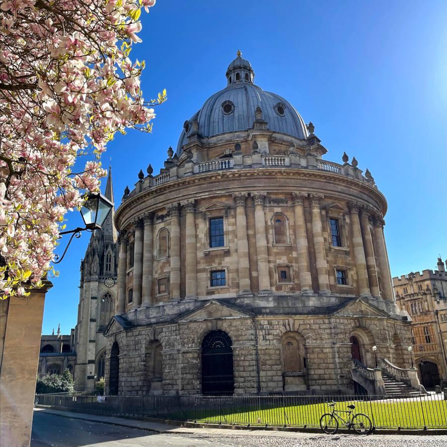 Oxford Radcliffe Camera University Admissions Oxford Tutors