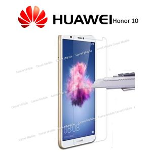 Huawei P Smart 100% Genuine Tempered Glass Screen Protector-Clear