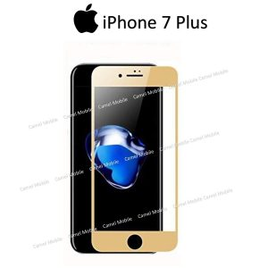 Apple iphone 7 Plus 100% Genuine Tempered Glass Screen Protector-clear
