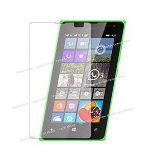 NOKIA N435 100% Tempered Glass Screen Protector-Clear