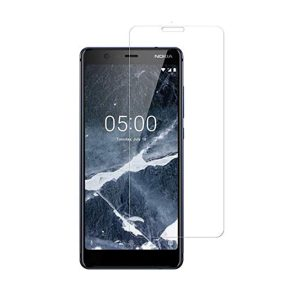 Nokia 5.1 100% Genuine Tempered Glass Screen Protector – Clear