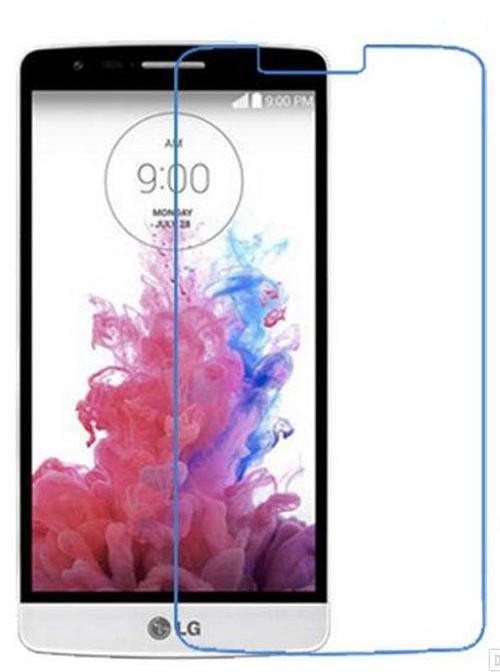 LG G3 100% Genuine Premium Tempered Glass Screen Protector - ClearLG G3 100% Genuine Premium Tempered Glass Screen Protector - Clear
