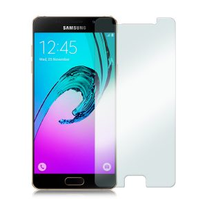 Samsung Galaxy A3 100% Genuine Tempered Glass-Screen-Protector-clear