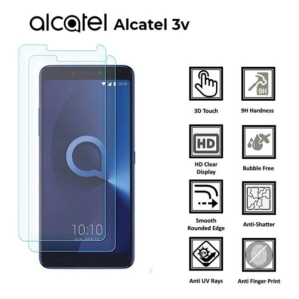 Alcatel 3V Screen Protector