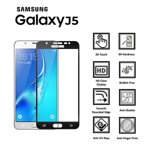 Samsung Galaxy J5 2017 Tempered Glass Screen Protector-clear