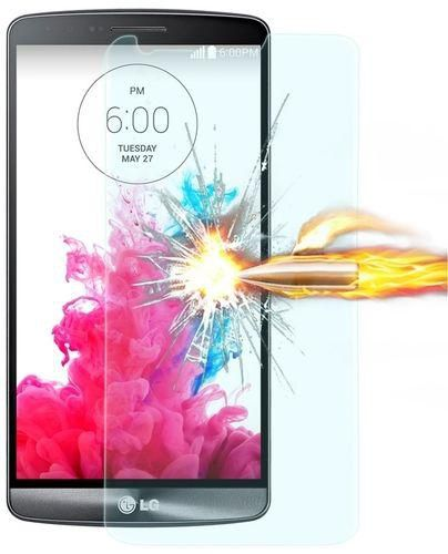 LG G3 100% Genuine Premium Tempered Glass Screen Protector - Clear