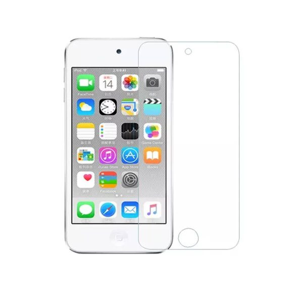 Apple iPod 5th Generation 100% Genuine Tempered Glass Screen Protector-clear
