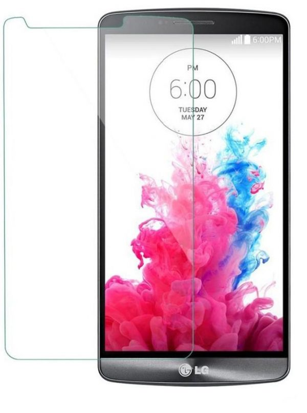 LG G4 100% Genuine Premium Tempered Glass Screen Protector - Clear