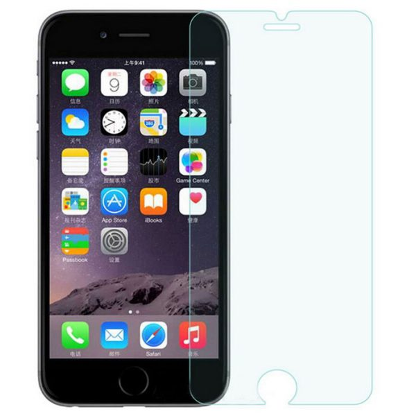 Apple iphone 7 100% Genuine Tempered Glass Screen Protector-clear