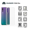 A BETTER MINIMALIST CASE for Huawei P20 Pro Ultra Thin [1.5mm] Slim Fit Flexible Soft TPU Case for Huawei P20 Pro