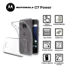A BETTER MINIMALIST CASE for Motorolla G7 Power, Ultra Thin [1.5mm] Slim Fit Flexible Soft TPU Case for Motorolla G7 Power
