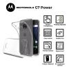 A BETTER MINIMALIST CASE for Motorolla G7 Power, Ultra Thin [1.5mm] Slim Fit Flexible Soft TPU Case for Motorolla G7 Power