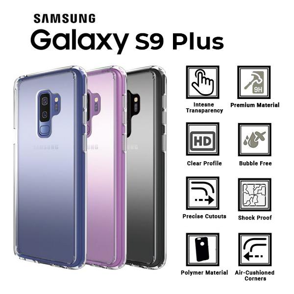 Samsung Galaxy S9 Plus Back Bumper Cover
