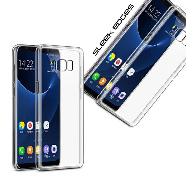 A BETTER MINIMALIST CASE for Samsung-J4 Plus, Ultra Thin [1.5mm] Slim Fit Flexible Soft TPU Case for Samsung-J4 Plus