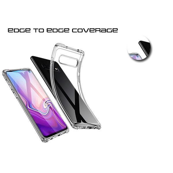 A BETTER MINIMALIST CASE for Samsung-S10e, Ultra Thin [1.5mm] Slim Fit Flexible Soft TPU Case for Samsung-S10e