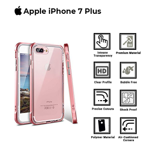 Apple iphone 7 Plus bumber cover back cover