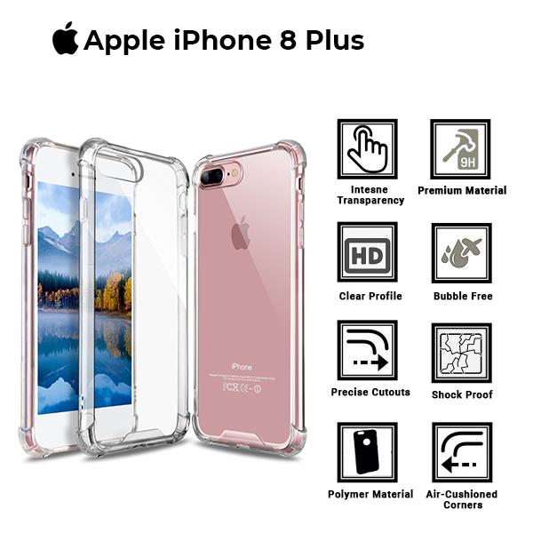 Apple I-phone-8Plus-back-bumper-cover
