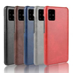A BETTER MINIMALIST RETRO LEATHER CASE for Samsung S20, S20 Plus, S20 Ultra